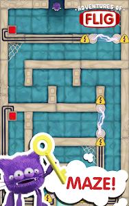 Adventures of Flig - Airhockey screenshot 7