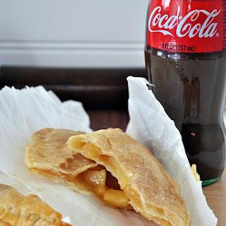 Tacobell Caramel Empanada