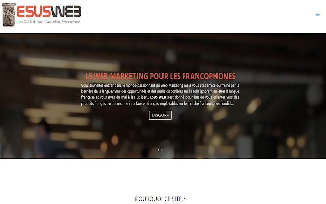 Les outils du web marketing francophone