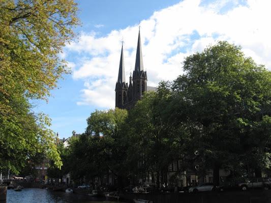 View of Amsterdam di lallyo