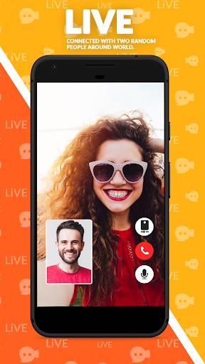 Random Live Chat: Video Call - Talk to Strangers 1.1.11 screenshots 14
