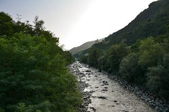 Photo: Ciągle w górę rzeki Eisack