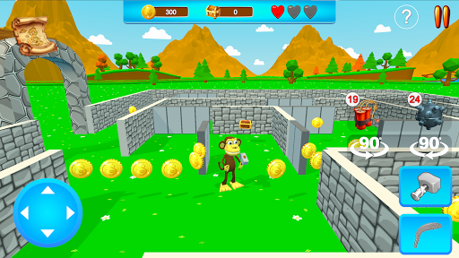 Maze Game 3D - Labyrinth apklade screenshots 2