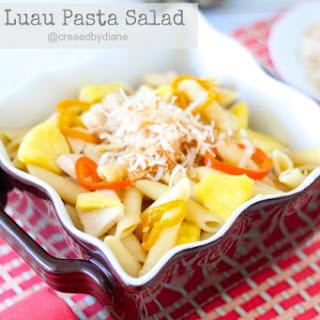 "Luau Pasta Salad ""Summer Picnic Party"""