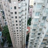 view from my apartment in Hong Kong in Hong Kong, , Hong Kong SAR