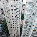 view from my apartment in Hong Kong in Hong Kong, , Hong Kong SAR