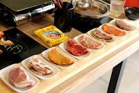 越之晟韓式烤肉/海鮮鍋物