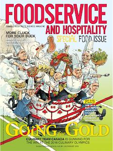 Foodservice and Hospitality - náhled