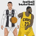 Cristiano Ronaldo & Curry : How to draw players icon