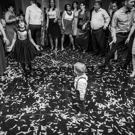 Wedding photographer Calin Dobai (dobai). Photo of 20.10.2017