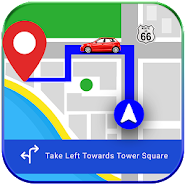 GPS, Maps, Navigations & Driving Directions