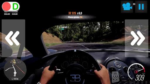City Driver Bugatti Veyron Simulator 2 2