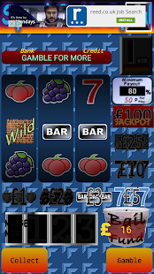 Safe Cracker: UK Fruit Machine - náhled