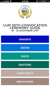 UUM Convocation Guide 2017 - náhled