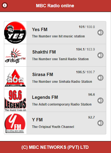 MBC Radio Online