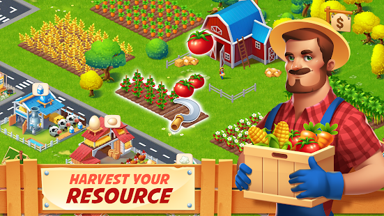 Mod Game Farm City : Farming & City Island for Android
