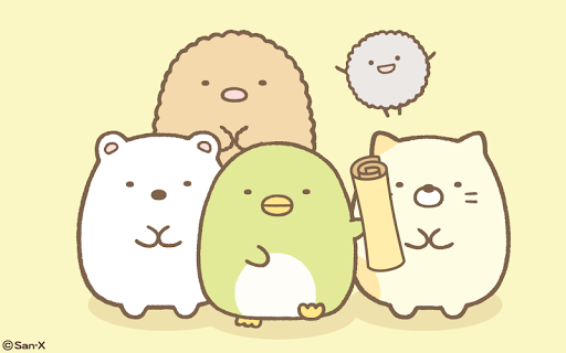 Sumikko gurashi-Puzzling Ways screenshots 20