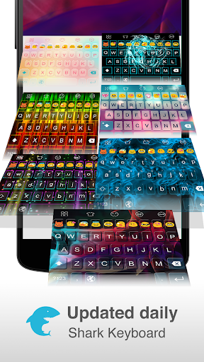Emoji Keyboard-Gif Shark Free