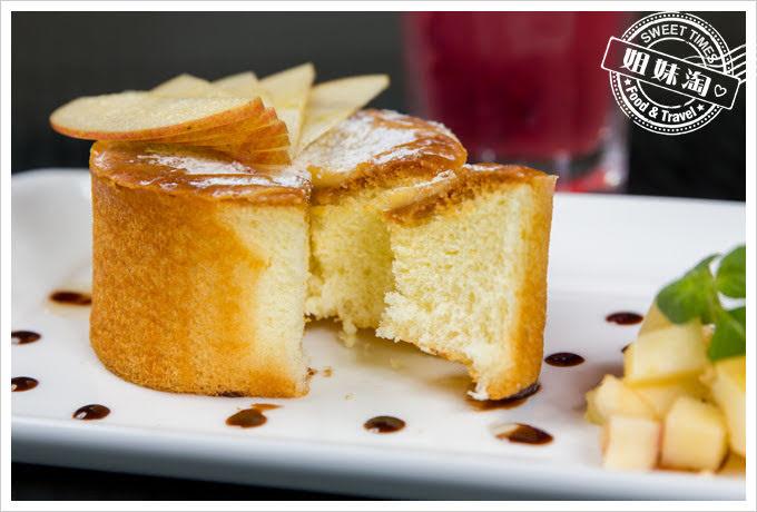 高雄貝隆壽星優惠-蜂蜜起司岩燒蛋糕