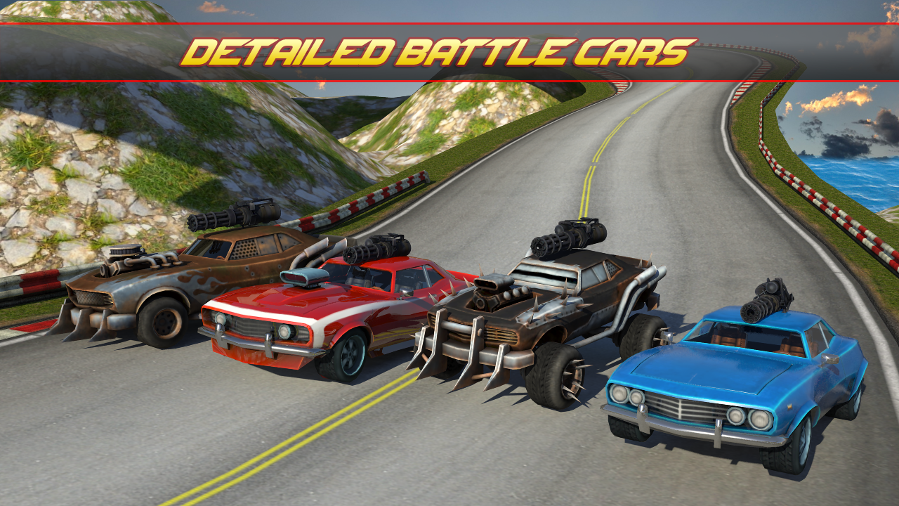Battle Car Death Racing Android Apps On Google Play