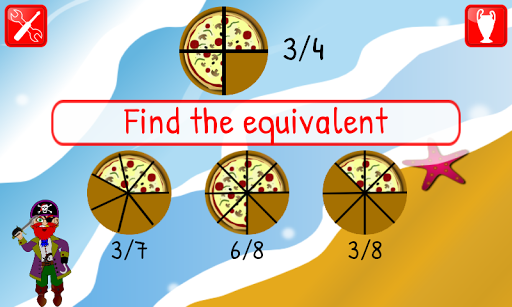 2nd Grade Math Learning Games - screenshot