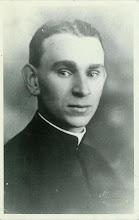 Photo: Ksiądz Franciszek Cofałka (maj 1927)