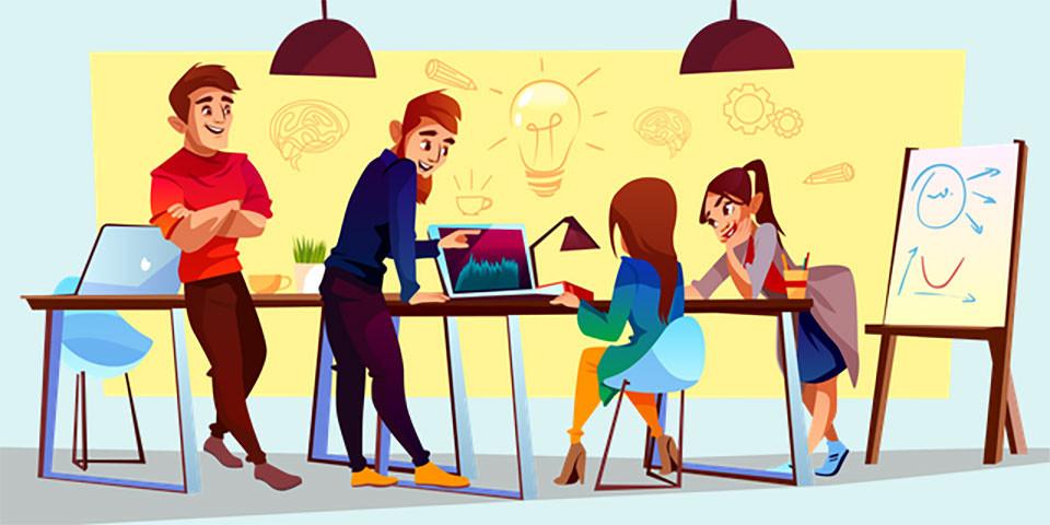 Video animation phù hợp với những doanh nghiệp vừa và nhỏ