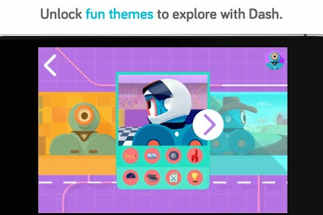 Path for Dash robot- screenshot thumbnail