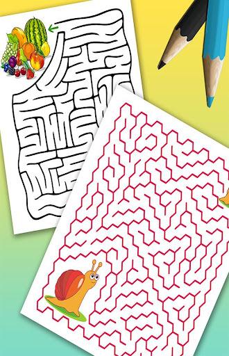 迷宫游戏动物世界 - 2到8岁宝宝儿童早教育儿趣味益智软件
