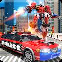 Police Robot Car: Survival Mission icon