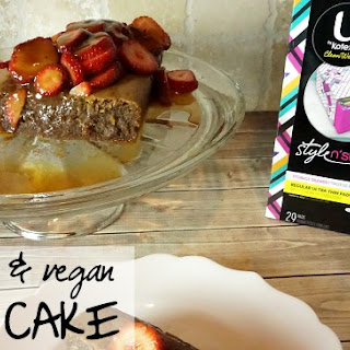 Gluten-Free and Vegan Pound Cake {oh, and it's paleo, too}
