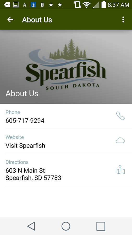 Spearfish Adventures- screenshot