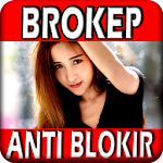 Brokep Browser Anti Blokir - Proxy Browser icon