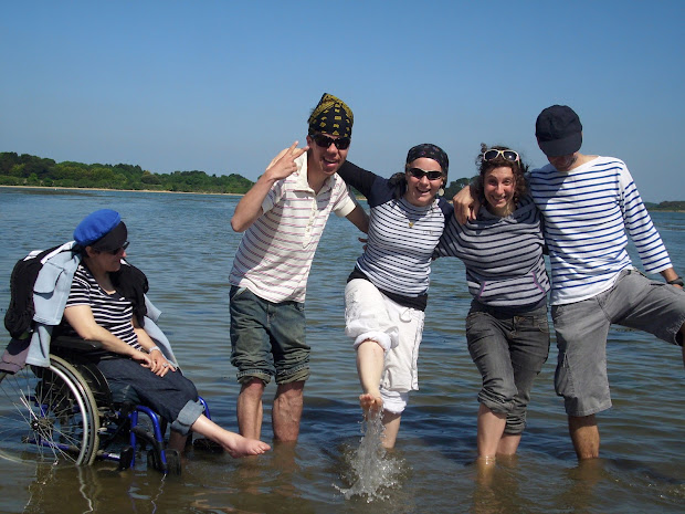 vacances ANCV pour personnes handicapées mentales L'Arche