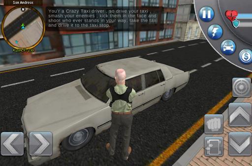 舊金山神槍出租車