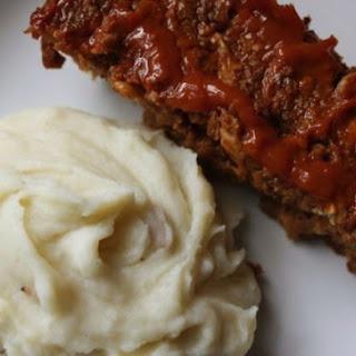 Homemade Mock Meatloaf.