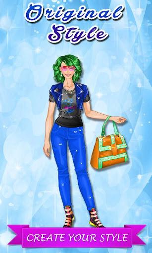 Original Style: Girl Dressup