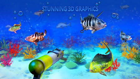 Scuba Fishing: Spearfishing 3D 1.1 screenshot 2088607