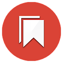 Bookmarks using Gmail icon
