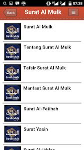 Unduh Surat Al Mulk Full Commentary Apk Versi Terbaru 100
