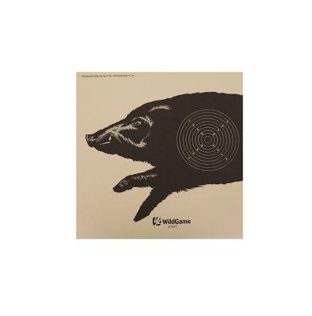 Wild Game/Black Moose Tavlor Gris