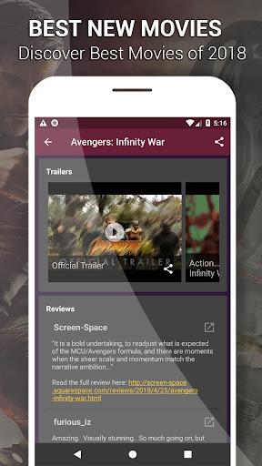 Show new movies & TV 1.3 screenshots 3