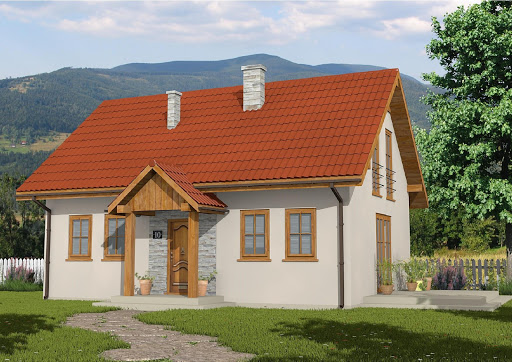 projekt Domek Lipowy 020 ET