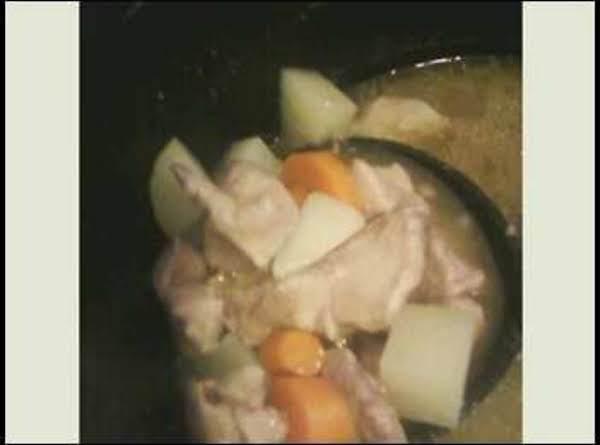 Pork Chucks In Tomatillo Salsa Recipe