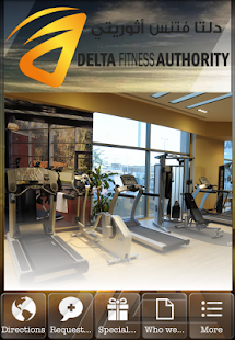 Delta Fitness Authority - náhled