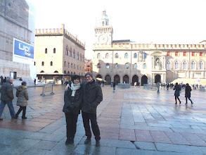 Photo: Piazza Maggiore, 1 gennaio 2012