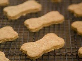 Your Dog Will Want To Help You Cut These Out So They Can Get In The Oven And Out So He Can Eat Them.
