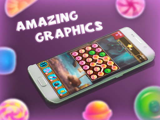 Puzzle Games: Candy, Jelly & Match 3 13.0 screenshots 5