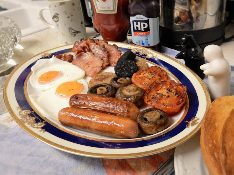 Local farmers invite you for breakfast
