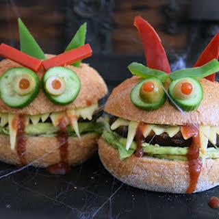 Monster Burgers.